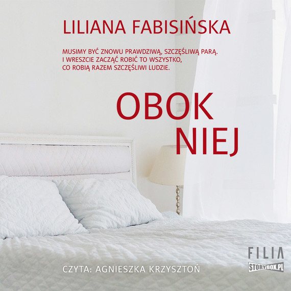 okładka Obok niej, Audiobook | Liliana Fabisińska