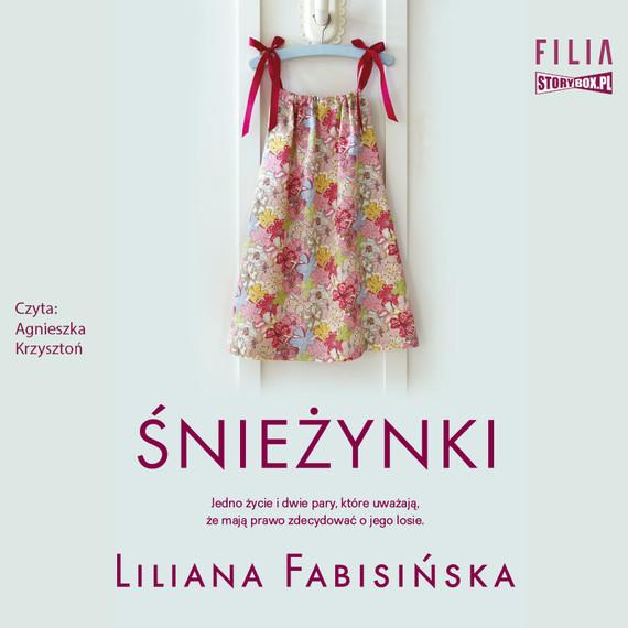 okładka Śnieżynki, Audiobook | Liliana Fabisińska