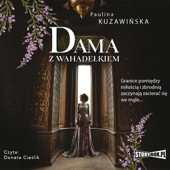 okładka Dama z wahadełkiemaudiobook | MP3 | Paulina Kuzawińska