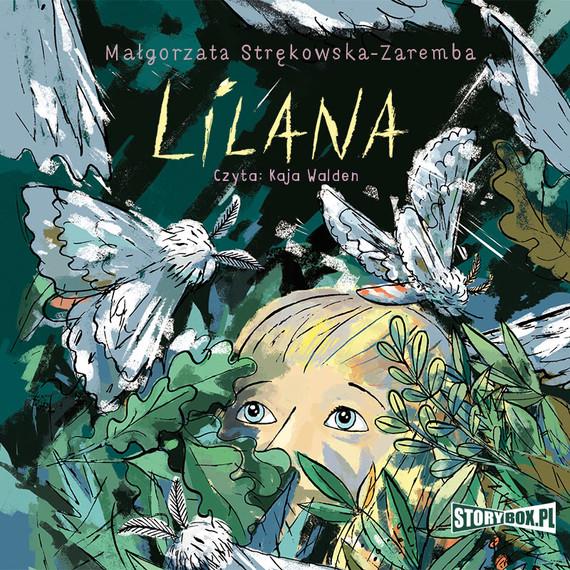 okładka Lilana, Audiobook | Małgorzata Strękowska-Zaremba