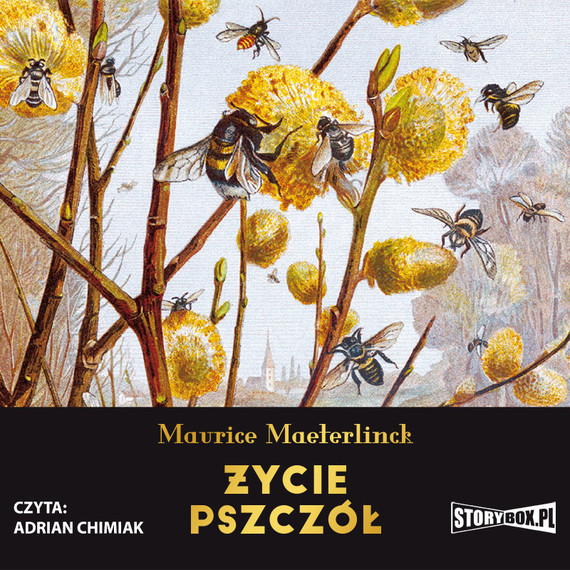 okładka Życie pszczół, Audiobook | Maurice Maeterlinck