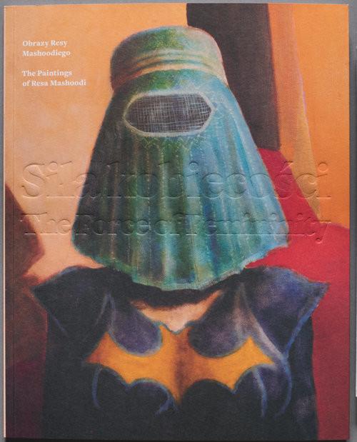 okładka Siła kobiecości Obrazy Resy Mashoodiego, Książka | Praca Zbiorowa