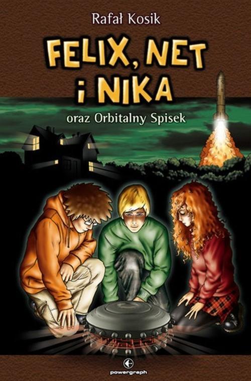 okładka Felix, Net i Nika oraz Orbitalny Spisek 1 Tom 5, Książka | Rafał Kosik