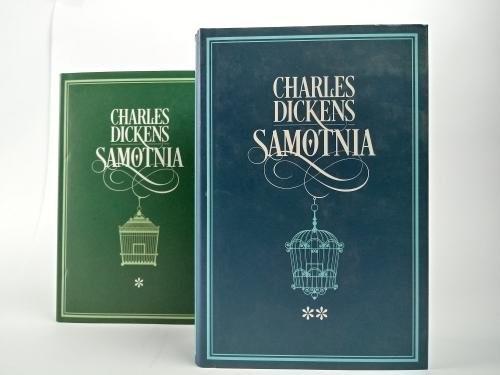 okładka Samotnia Tom 1 i 2, Książka | Charles Dickens