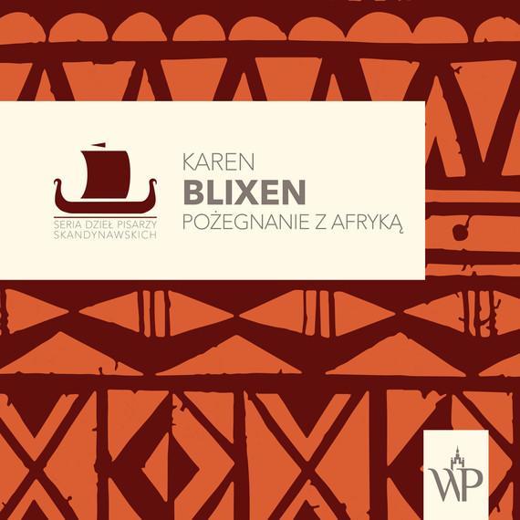 okładka Pożegnanie z Afryką, Audiobook | Karen Blixen