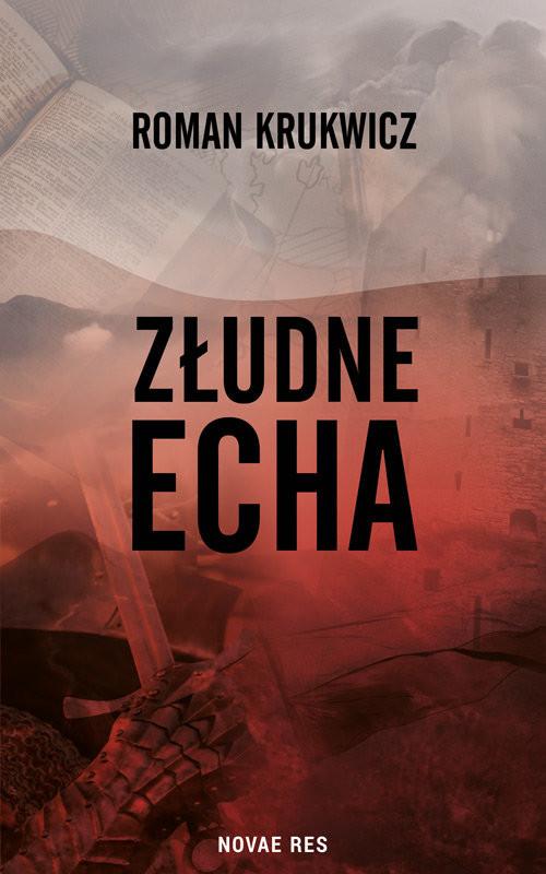 okładka Złudne echa, Książka | Krukwicz Roman
