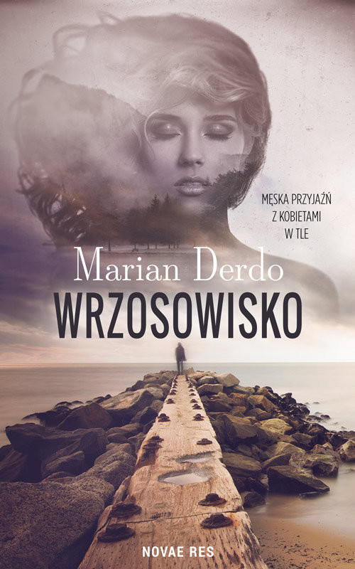 okładka Wrzosowisko, Książka   Marian Derdo