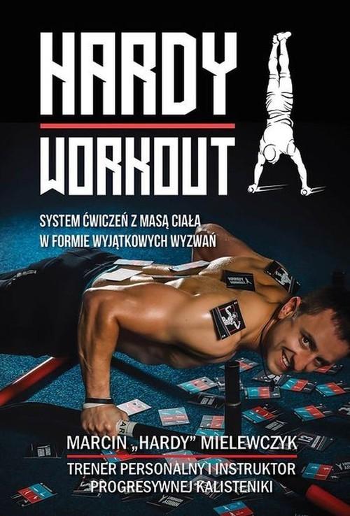 okładka Hardy workout, Książka | Mielewczyk Marcin