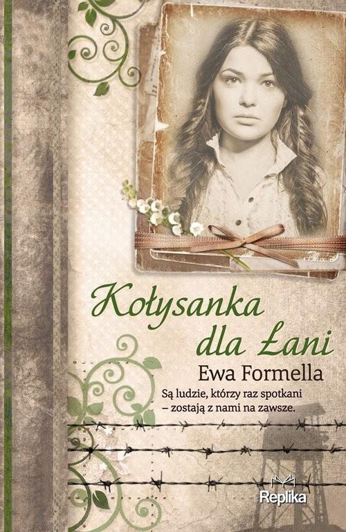 okładka Kołysanka dla Łani, Książka | Formella Ewa