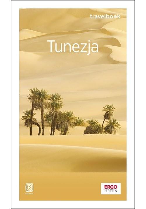 okładka Tunezja Travelbook, Książka   Paweł Jadwisieńczak, Eryka Lehr-Spławińska