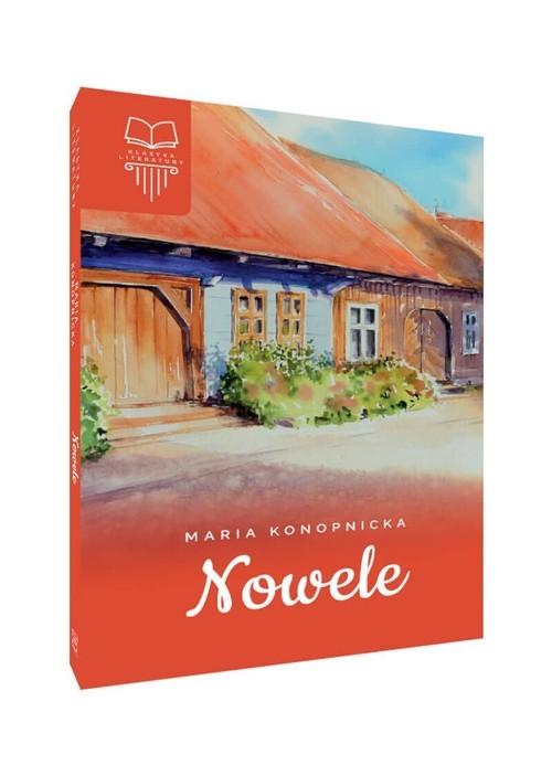 okładka Nowele, Książka | Maria Konopnicka
