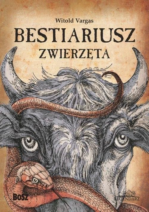 okładka Bestiariusz. Zwierzęta, Książka | Witold Vargas, Natalia Zacharek