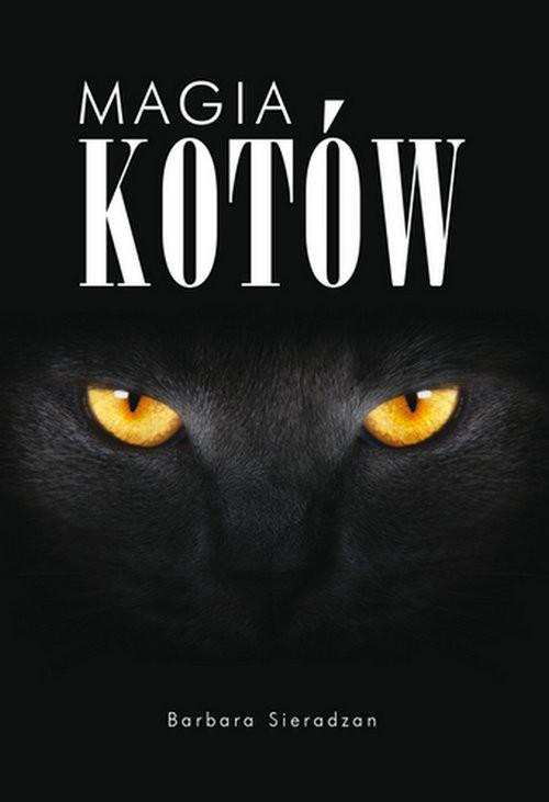 okładka Magia kotówksiążka |  | Sieradzan Barbara