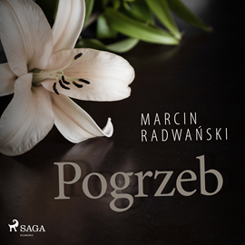 okładka Pogrzebaudiobook | MP3 | Marcin Radwański