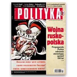 okładka AudioPolityka Nr 2 z 8 stycznia 2020 roku, Audiobook   Polityka