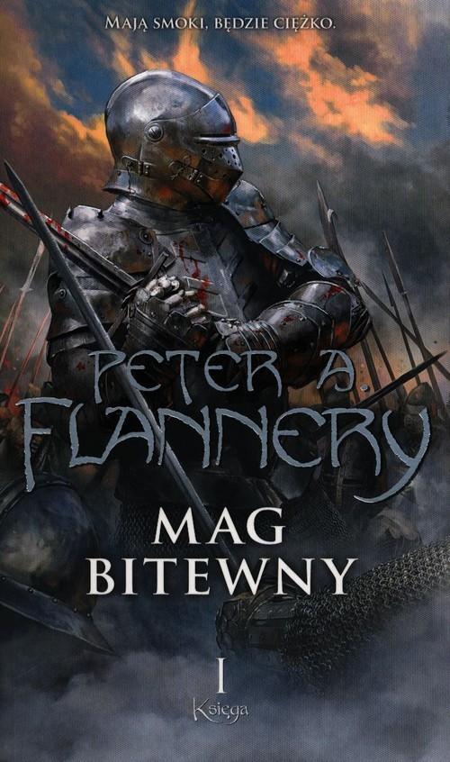 okładka Mag bitewny Księga 1, Książka | Peter A. Flannery