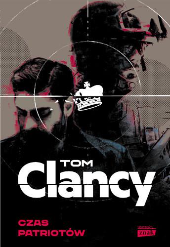 okładka Czas patriotów, Książka | Tom Clancy