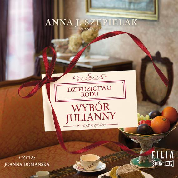 okładka Wybór Juliannyaudiobook   MP3   Anna J. Szepielak