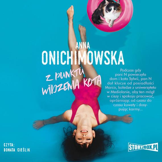 okładka Z punktu widzenia kota, Audiobook | Anna Onichimowska