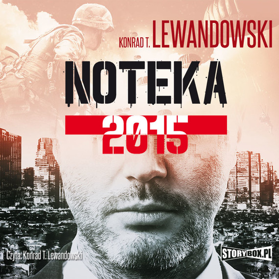 okładka Noteka 2015audiobook | MP3 | Konrad T. Lewandowski