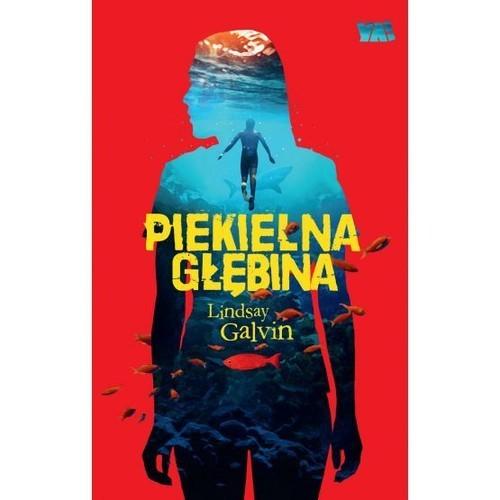 okładka Piekielna głębina, Książka | Galvin Lindsay
