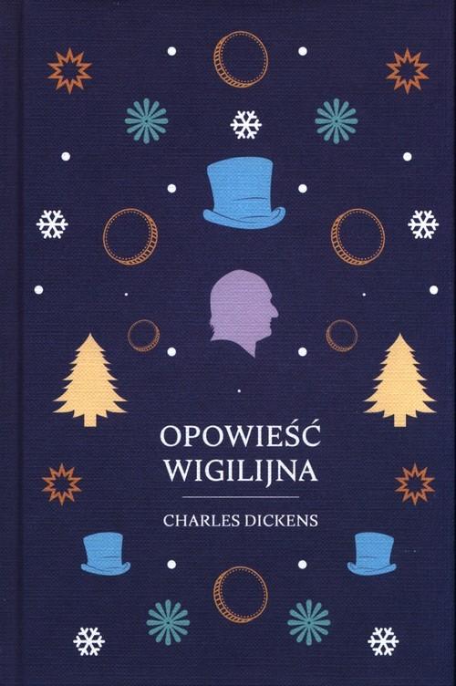 okładka Opowieść wigilijna, Książka | Charles Dickens