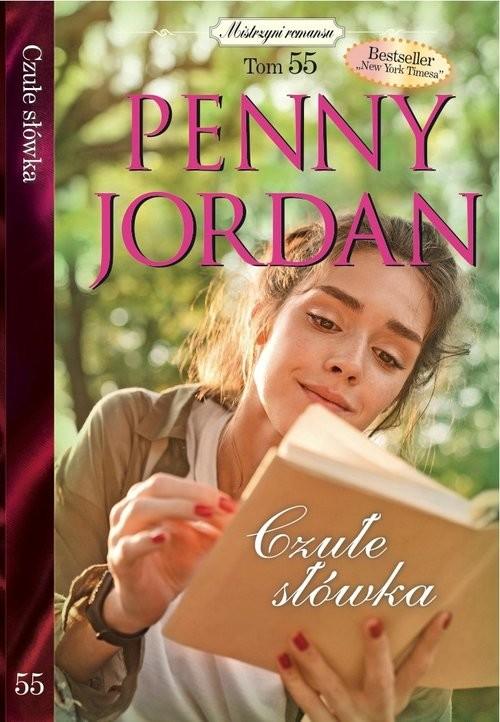 okładka Mistrzyni Romansu Tom 55 Czułe słówka, Książka | Penny Jordan