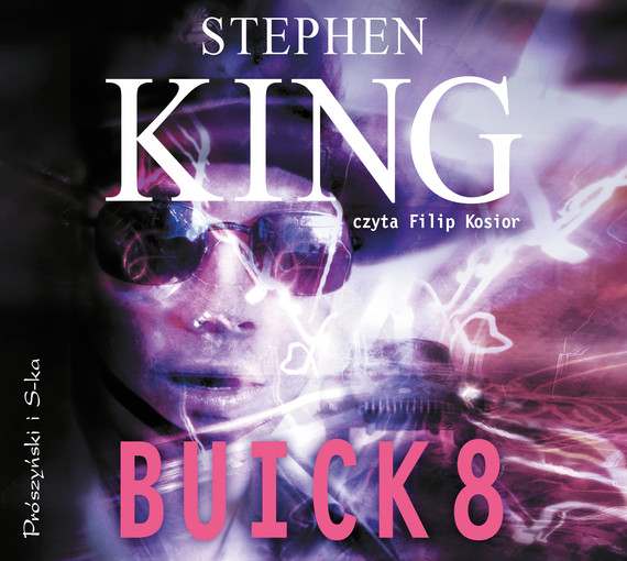 okładka Buick 8audiobook | MP3 | Stephen King