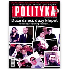 okładka AudioPolityka Nr 3 z 15 stycznia 2020 roku, Audiobook   Polityka
