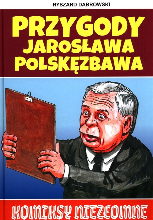 okładka Przygody Jarosława Polskęzbawaksiążka |  | Dąbrowski Ryszard