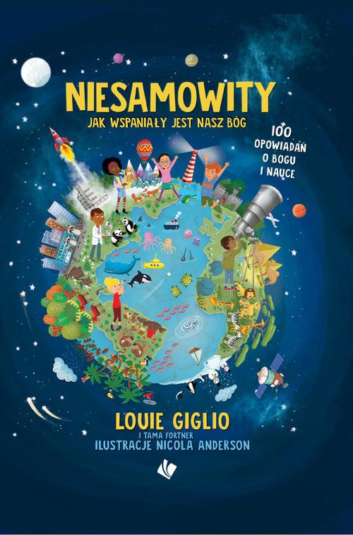 okładka Niesamowityksiążka |  | Giglio Louie