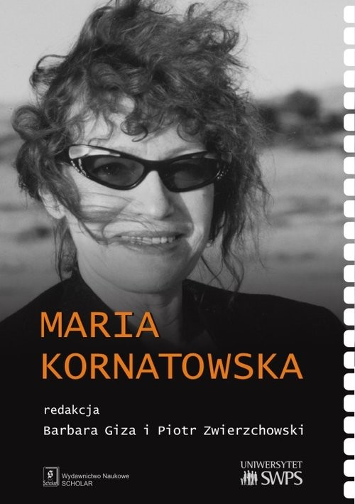 okładka Maria Kornatowska, Książka |