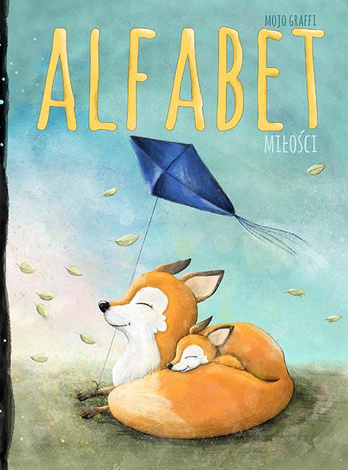 okładka Alfabet miłości, Książka | Mojo Graffi