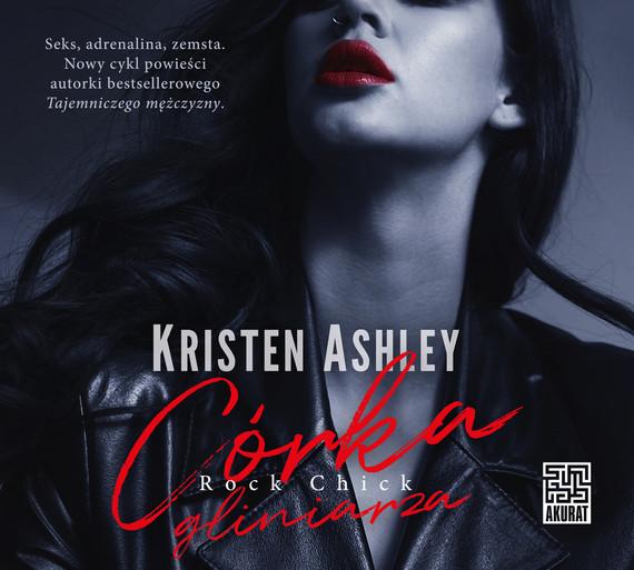 okładka Córka gliniarzaaudiobook | MP3 | Kristen Ashley