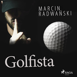 okładka Golfista, Audiobook | Marcin Radwański