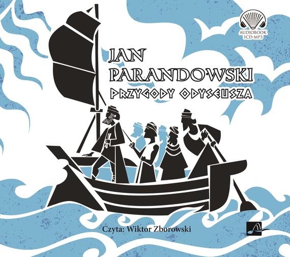 okładka Przygody Odyseuszaaudiobook | MP3 | Jan Parandowski