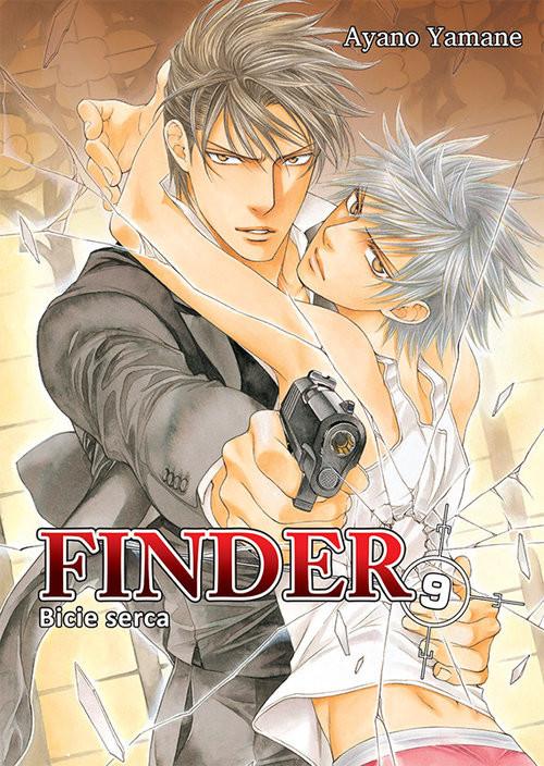 okładka Finder #09 Bicie sercaksiążka |  | Yamane Ayano