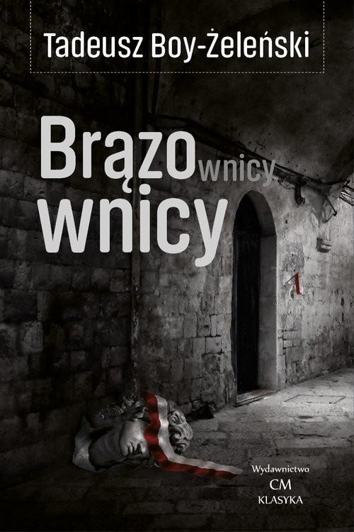 okładka Brązownicy, Książka | Tadeusz Boy-Żeleński