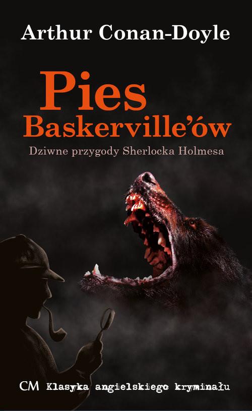 okładka Pies Baskerville'ów, Książka | Conan-Doyle Arthur