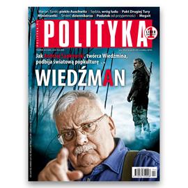 okładka AudioPolityka Nr 4 z 22 stycznia 2020 roku, Audiobook   Polityka