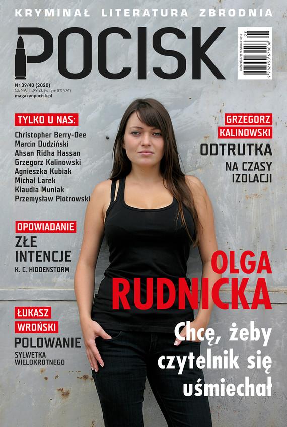 okładka Pocisk Magazyn Literacko - Kryminalnyebook | epub, mobi | Praca zborowa