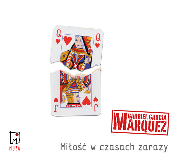 okładka Miłość w czasach zarazyaudiobook | MP3 | Gabriel Garcia Marquez