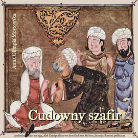 okładka Cudowny szafir, czyli talizman szczescia, Audiobook | Mostowska Anna