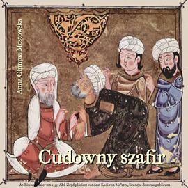 okładka Cudowny szafir, czyli talizman szczesciaaudiobook | MP3 | Mostowska Anna