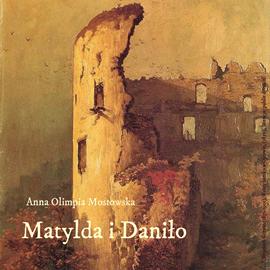 okładka Matylda i Daniło, Audiobook   Mostowska Anna