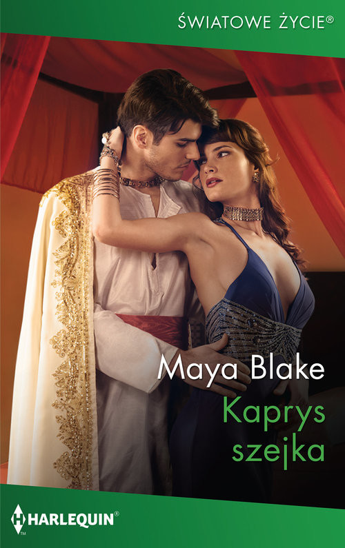 okładka Kaprys szejka / Światowe Życie, Książka | Maya Blake