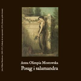 okładka Posąg i Salamandra, Audiobook | Mostowska Anna