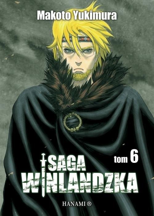okładka Saga winlandzka Tom 6, Książka | Yukimura Makoto
