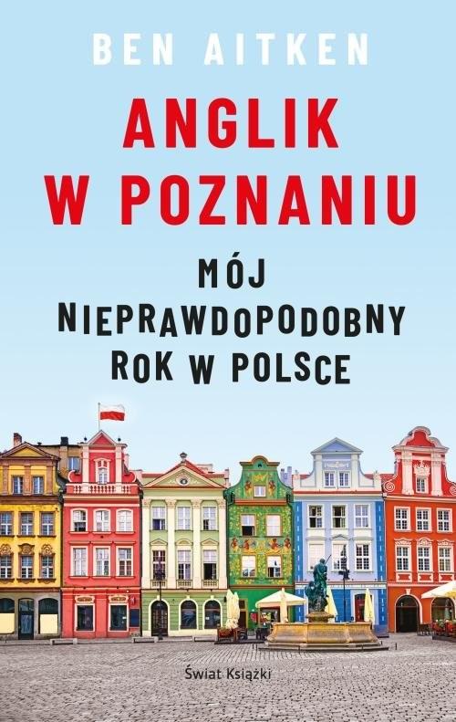 okładka Anglik w Poznaniu, Książka | Aitken Ben