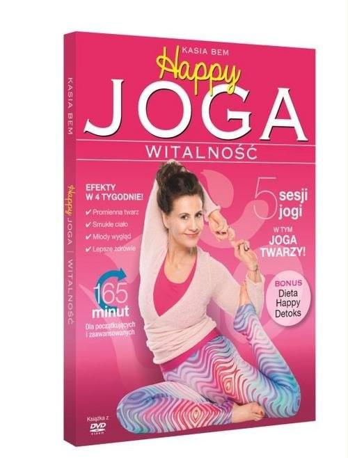 okładka Happy Joga. Witalnośćksiążka |  | Bem Kasia